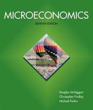 Cover of Microeconomics