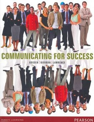 Cover of Communicating for Success 234359