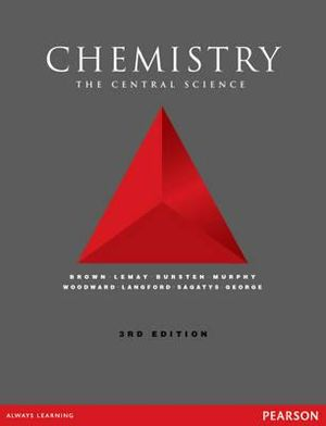 Cover of Chemistry: The Central Science