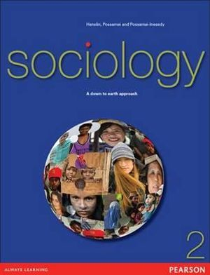 Cover of Sociology: A Down to Earth Approach