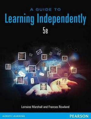 Cover of A Guide to Laarning Independently