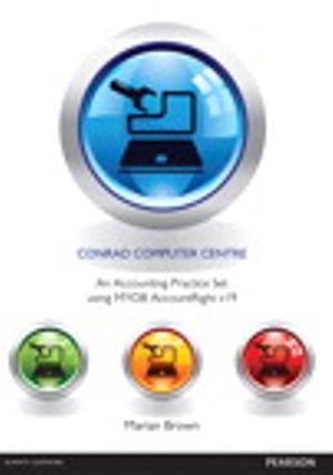 Cover of Conrad Computer Centre