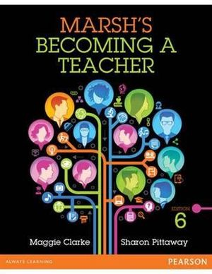 Cover of Marsh's Becoming a Teacher