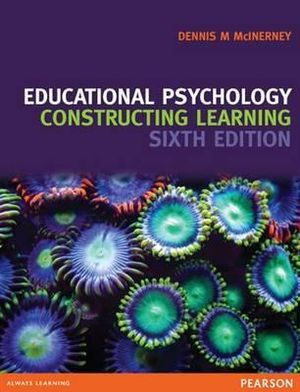 Cover of Educational Psychology - Constructing Learning