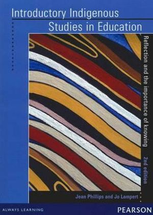 Cover of Indigenous Education Pearson Original                                   Whole Book