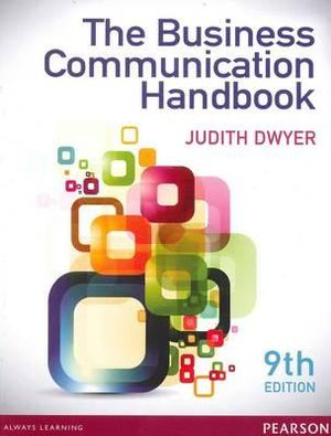 Cover of The Business Communication Handbook