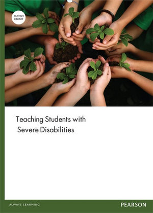 Cover of Teaching Students with Severe Disabilities