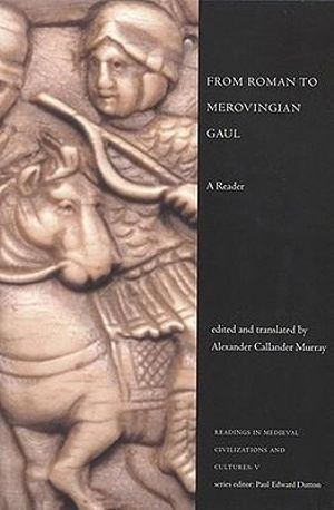 Cover of From Roman to Merovingian Gaul