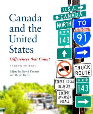Cover of Canada and the United States