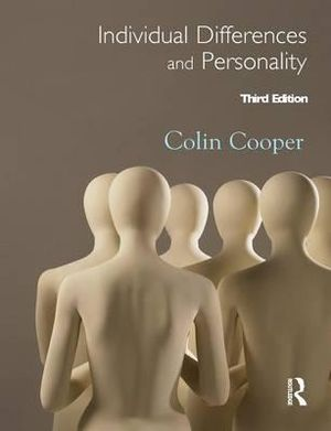 Cover of Individual Differences and Personality