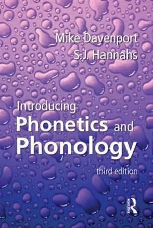 Cover of Introducing Phonetics and Phonology
