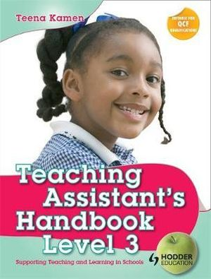 Cover of Teaching Assistant's Handbook Level 3