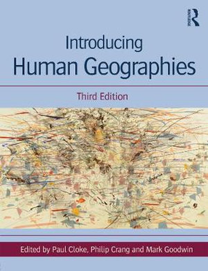 Cover of Introducing Human Geographies