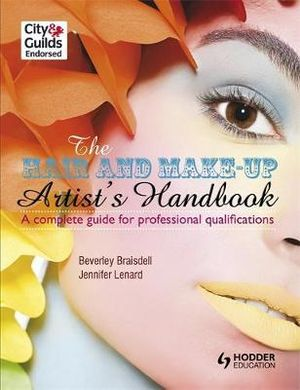 Cover of The Hair and Make-Up Artist's Handbook