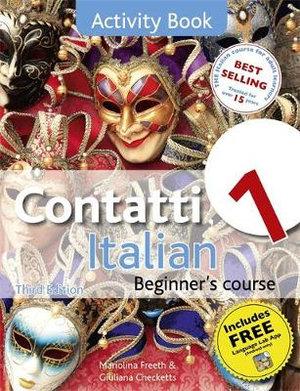 Cover of Contatti - Italian Beginner's Course