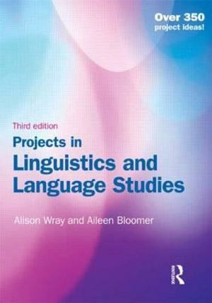 Cover of Projects in Linguistics and Language Studies