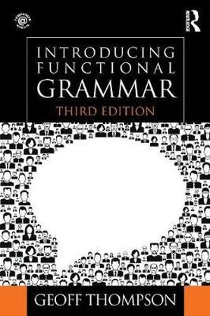 Cover of Introducing Functional Grammar