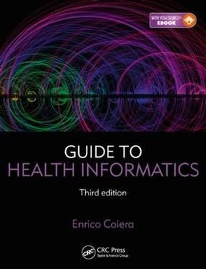 Cover of Guide to Health Informatics