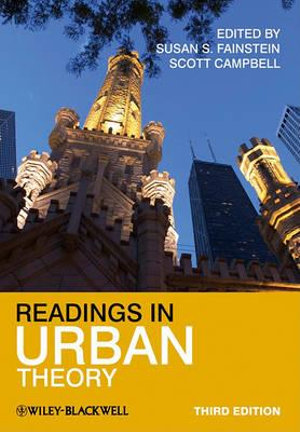 Cover of Readings in Urban Theory