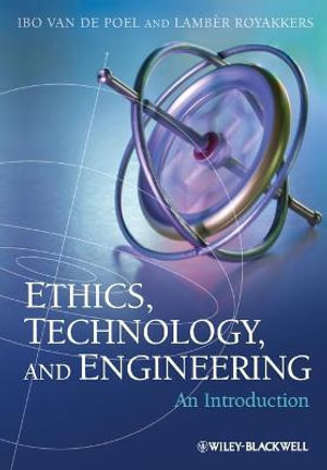 Cover of Ethics, Technology, and Engineering