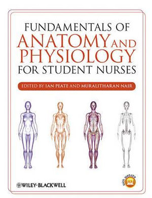 Cover of Fundamentals of Anatomy and Physiology for Student Nurses