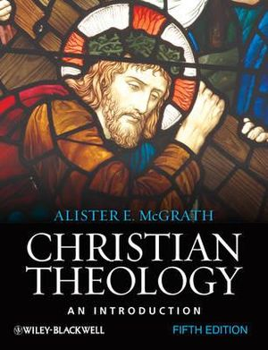 Cover of Christian Theology