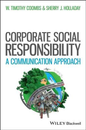 Cover of Managing Corporate Social Responsibility