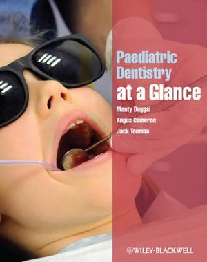 Cover of Paediatric Dentistry at a Glance