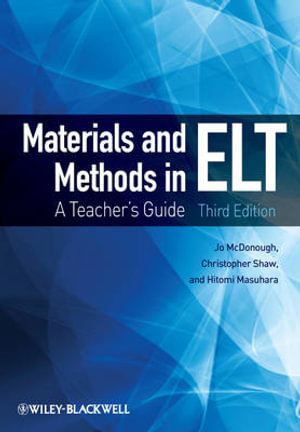 Cover of Materials and Methods in ELT