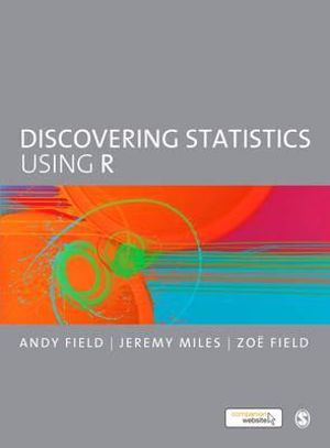 Cover of Discovering Statistics Using R