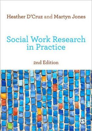 Cover of Social Work Research in Practice