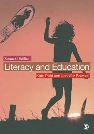 Cover of Literacy and Education 2ed