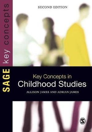 Cover of Key Concepts in Childhood Studies