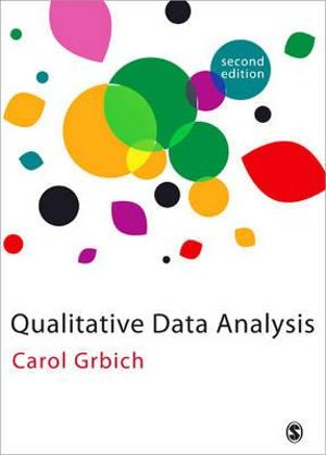 Cover of Qualitative Data Analysis