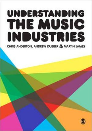 Cover of Understanding the Music Industries