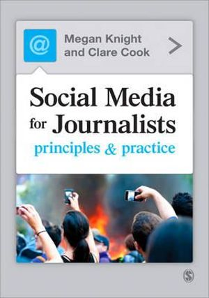 Cover of Social Media for Journalists