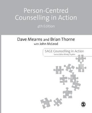 Cover of Person-Centred Counselling in Action