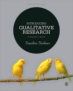 Cover of Introducing Qualitative Research