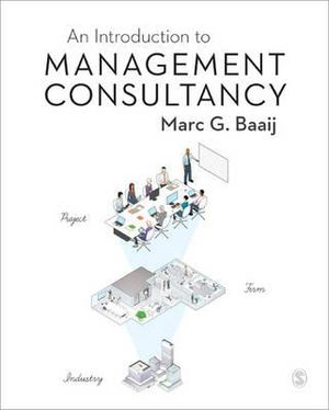 Cover of An Introduction to Management Consultancy