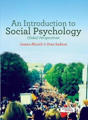 Cover of An Introduction to Social Psychology