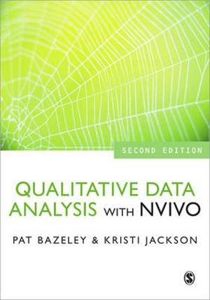 Cover of Qualitative Data Analysis with NVivo