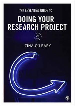 Cover of The Essential Guide to Doing Your Research Project