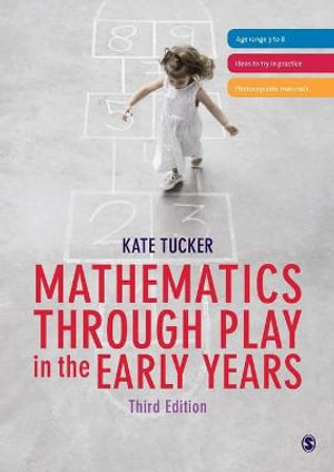 Cover of Mathematics Through Play in the Early Years