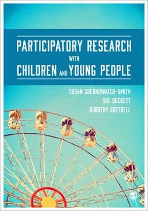 Cover of Participatory Research with Children and Young People