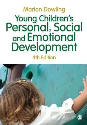 Cover of Young Children's Personal, Social and Emotional Development