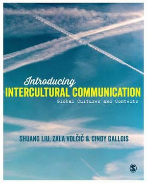 Cover of Introducing Intercultural Communication