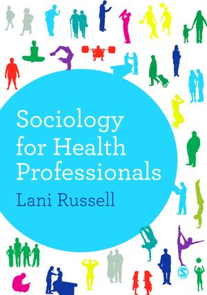 Cover of Sociology for Health Professionals