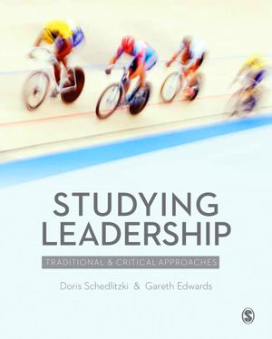 Cover of Studying Leadership