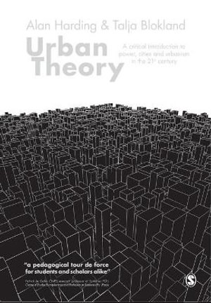 Cover of Urban Theory