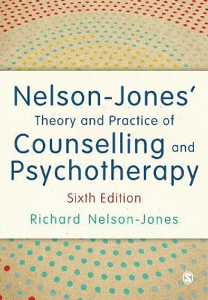 Cover of Nelson-Jones' Theory and Practice of Counselling and Psychotherapy